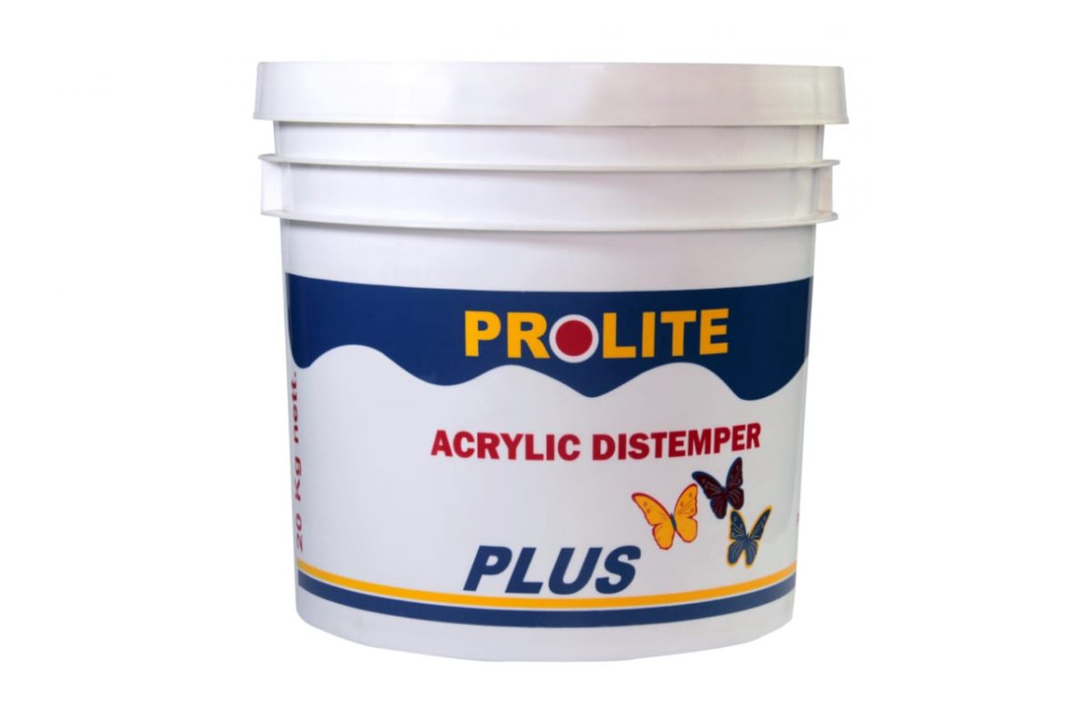 Acrylic Distempers